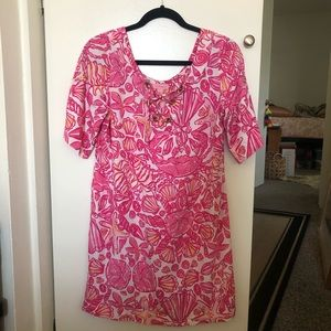 Lilly Pulitzer 1/2 Sleeve Dress